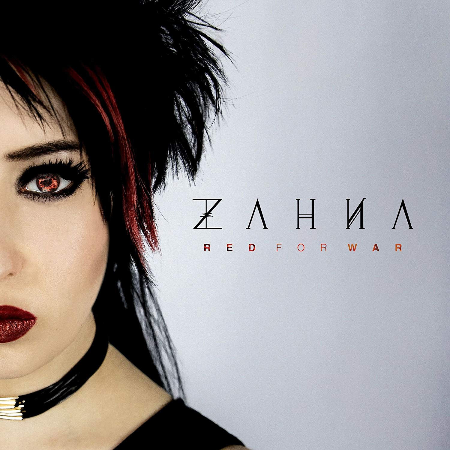 """Jesusfreakhideout.com: Zahna, """"Red For War"""" Review"""
