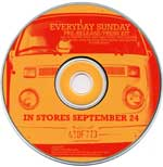 Everyday Sunday CD