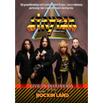 Stryper, Live In Indonesia At Java Rockin' Land DVD