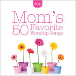 Various Artists, Mom's 50 Favorite Worship Songs