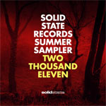 Solid State Records Summer Sampler 2011