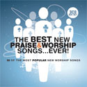 Various Artists, The Best New Praise & Worship Album... Ever!