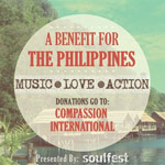 Various Artists, SoulFest: A Benefit For The Philippines