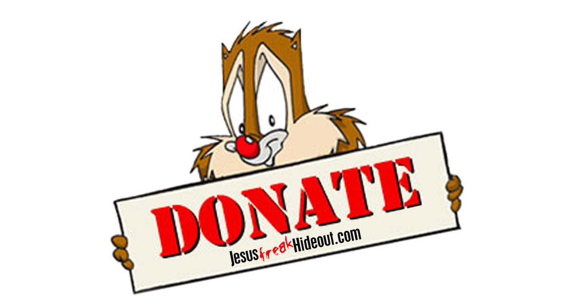 How You Can Donate to JesusfreakHideout.com