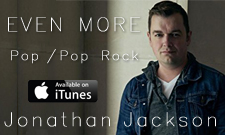 Check out this new music from Jonathan Jackson!