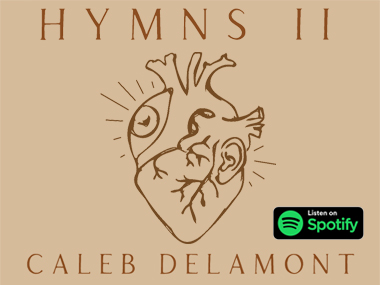Listen to the new album from Caleb Delamont!