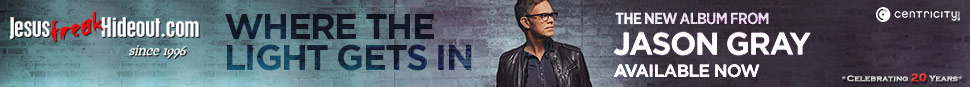 Check out Jason Gray's new album!