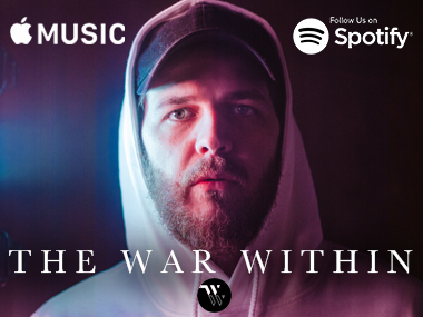 Listen to the new single, Out of My Grave, by The War Within!