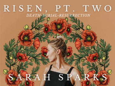 Listen to the new album from Sarah Sparks!