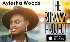 Listen to the New Music Album From Ayiesha Woods: