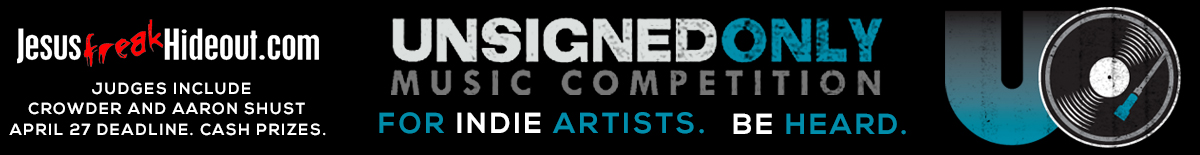 Attn Indie Artists--Submit A Song to the Unsigned Only Music Competition!