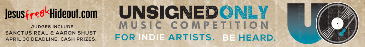 Get Your Music Heard with the Unsigned Only Music Competition!