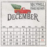 Mac Powell and The Family Reunion, December